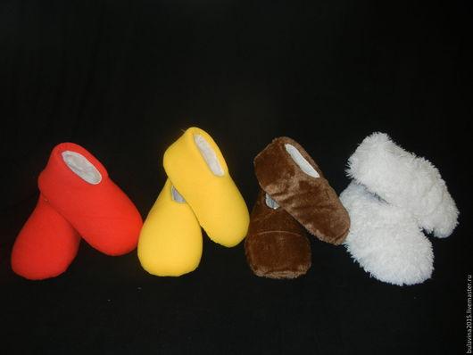 Карнавальные костюмы ручной работы. Ярмарка Мастеров - ручная работа. Купить ботиночки для аниматора. Handmade. Комбинированный, флис