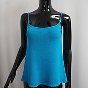 Одежда handmade. Livemaster - original item Knitted top. Handmade.