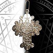 Фен-шуй и эзотерика handmade. Livemaster - original item Talisman Magic cross. Handmade.
