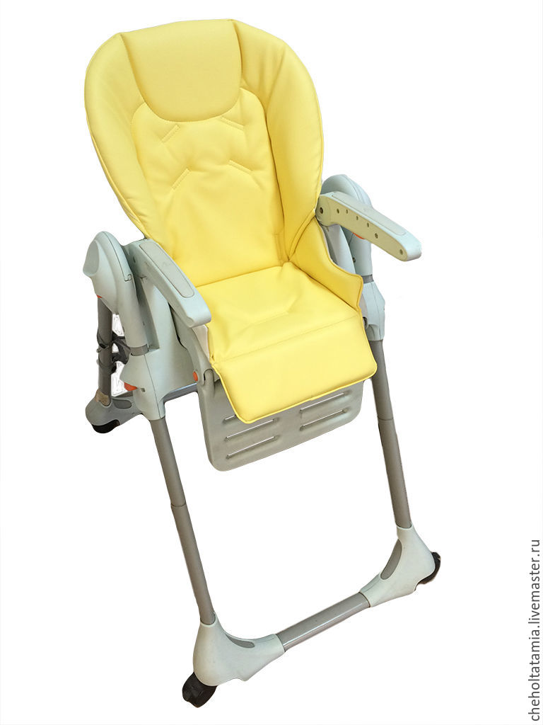 Аксессуары для колясок ручной работы. Ярмарка Мастеров - ручная работа. Купить Чехол на стульчик для кормления CHICCO POLLY (10 ЦВЕТОВ). Handmade.