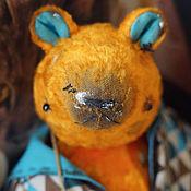 """Куклы и игрушки ручной работы. Ярмарка Мастеров - ручная работа Медведь """"Сицилийский апельсин"""". Handmade."""