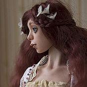 Куклы и игрушки ручной работы. Ярмарка Мастеров - ручная работа Золушка, шарнирная кукла. Handmade.