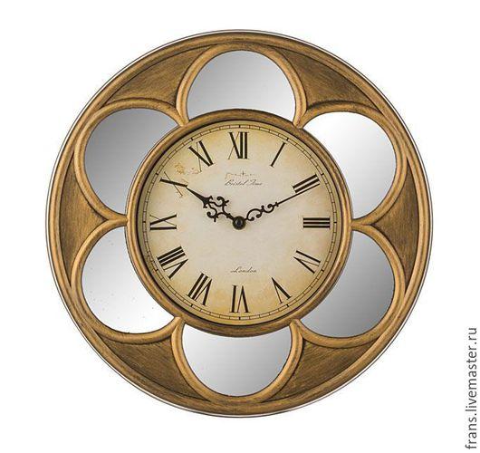 часы настенные круглые интерьерные
