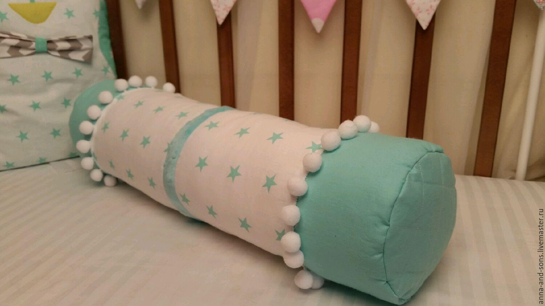 Бортики в детскую кроватку своими руками. Схемы, выбор материалов, пошив 83