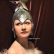 """Одежда ручной работы. Ярмарка Мастеров - ручная работа шапка со звездой """"Сердючка"""". Handmade."""