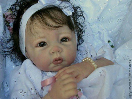 Куклы и игрушки ручной работы. Ярмарка Мастеров - ручная работа. Купить Молд Лука от Elly Knoops. Handmade. Бежевый, молд