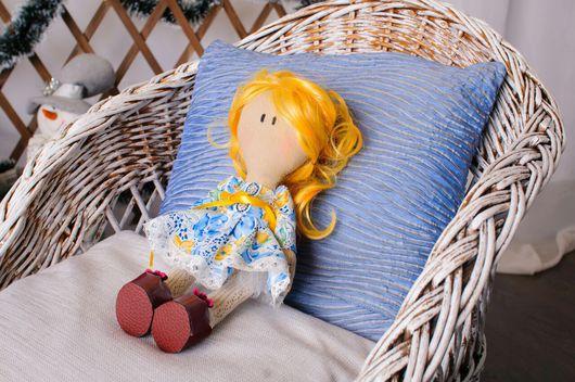 Куклы тыквоголовки ручной работы. Ярмарка Мастеров - ручная работа. Купить Куклы на заказ. Handmade. Кукла ручной работы, кукла