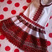 Для домашних животных, ручной работы. Ярмарка Мастеров - ручная работа Летние платья Гламурный Пёс:). Handmade.
