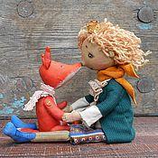 Куклы и игрушки ручной работы. Ярмарка Мастеров - ручная работа Маленький принц. Handmade.