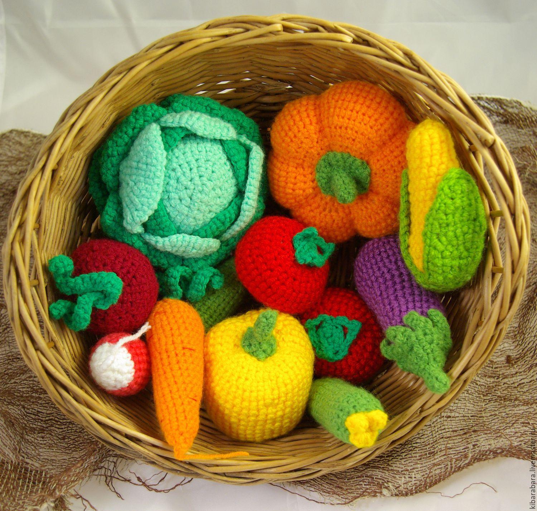 картинки фрукты и овощи вязаные крючком случае если речь