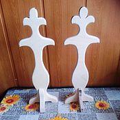 Куклы и игрушки ручной работы. Ярмарка Мастеров - ручная работа Вешалка-стойка для кукольной одежды. Handmade.