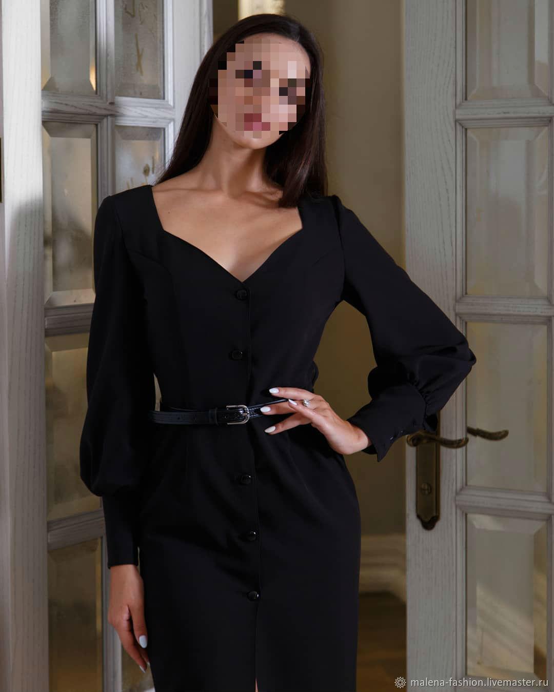 c3d2472b11b Платье Anila – купить в интернет-магазине на Ярмарке Мастеров с ...