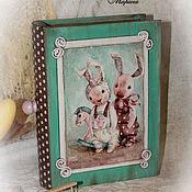 Для дома и интерьера handmade. Livemaster - original item Box-book