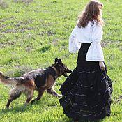 Одежда handmade. Livemaster - original item Elegant skirt