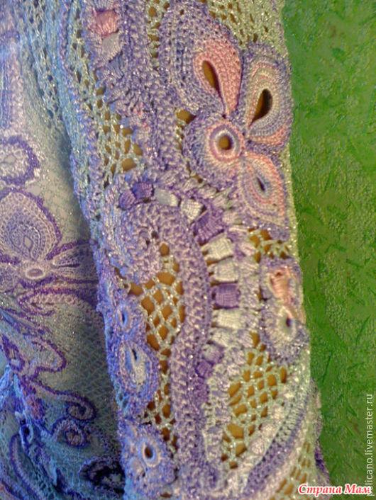 """Платья ручной работы. Ярмарка Мастеров - ручная работа. Купить """"Любава"""" вязаное платье крючком. Handmade. Вязаное, вечернее"""
