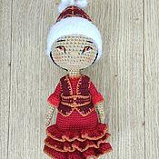 Куклы и игрушки ручной работы. Ярмарка Мастеров - ручная работа Казашка. Handmade.