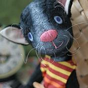 Куклы и игрушки ручной работы. Ярмарка Мастеров - ручная работа кошечка Маруся. Handmade.
