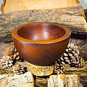 Для дома и интерьера handmade. Livemaster - original item Salad bowl Wooden 200#47. Handmade.