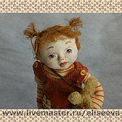 """Куклы и игрушки ручной работы. Ярмарка Мастеров - ручная работа Кукла """"Золотко"""". Handmade."""