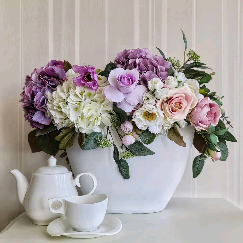 """Букет цветов в вазе """"Валькирия"""", Композиции, Энгельс,  Фото №1"""