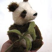 Куклы и игрушки ручной работы. Ярмарка Мастеров - ручная работа Панда ЛЮ. Handmade.