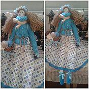 Куклы и игрушки ручной работы. Ярмарка Мастеров - ручная работа Лада,фея вязальщиц и хозяюшек). Handmade.