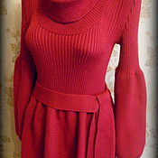 """Одежда ручной работы. Ярмарка Мастеров - ручная работа Платье""""Неповторимая"""". Handmade."""