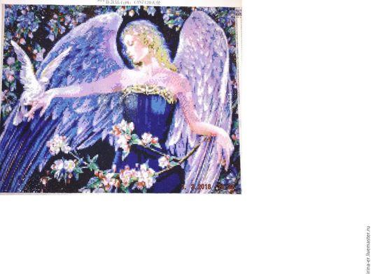 Люди, ручной работы. Ярмарка Мастеров - ручная работа. Купить Ангел. Handmade. Тёмно-синий, пдарок, для дома и интерьера, для женщины