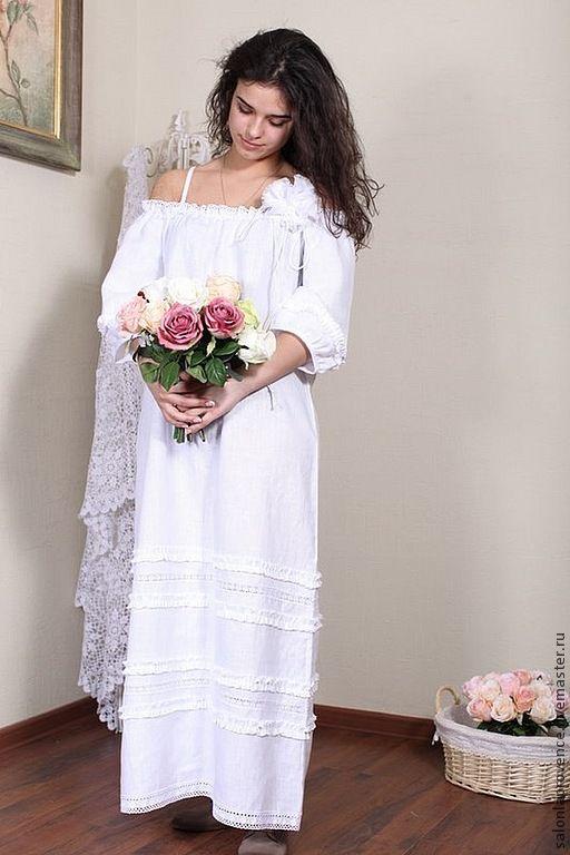 Платья из льна интернет магазин иваново