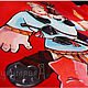Кофты и свитера ручной работы. Алеша Попович.Детская водолазка.Ручная роспись. Ручная роспись -КукумявкА-. Ярмарка Мастеров. детская