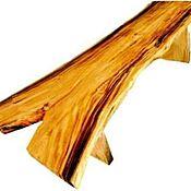 Для дома и интерьера ручной работы. Ярмарка Мастеров - ручная работа Стол из цельной доски. Handmade.