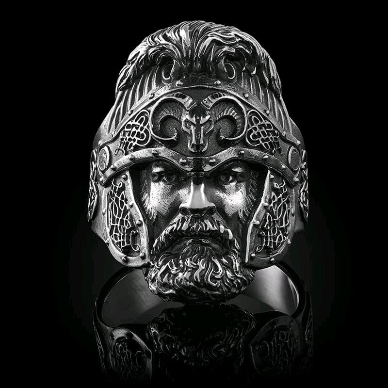 Ring: Men's ring ' Vardan Mamikonian', Rings, Moscow,  Фото №1