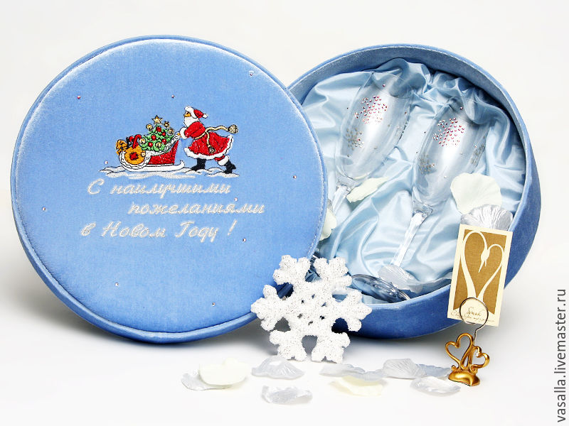 Christmas gift, Souvenirs, Moscow, Фото №1