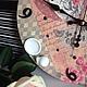 """Часы для дома ручной работы. Часы """"Безумное чаепитие"""". Elena (LavkaVremeni). Интернет-магазин Ярмарка Мастеров. Часы ручной работы"""