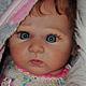 Куклы-младенцы и reborn ручной работы. Кукла реборн Мелоди.. Марина Багузова. Ярмарка Мастеров. Стеклогранулят, холофайбер