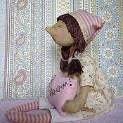 Куклы и игрушки ручной работы. Ярмарка Мастеров - ручная работа Поцелуйчик на ночь. Handmade.