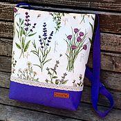 Летняя сумочка с цветами