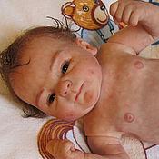 Куклы и игрушки ручной работы. Ярмарка Мастеров - ручная работа Кукла реборн Платошенька.. Handmade.