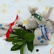 Сувениры и подарки ручной работы. Ярмарка Мастеров - ручная работа ароматическое саше(мешочек). Handmade.