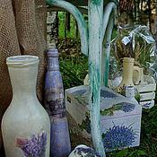 Для дома и интерьера handmade. Livemaster - original item Design in the style of Provence. Accessories Provence for the interior.. Handmade.