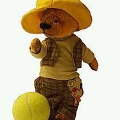 Куклы и игрушки handmade. Livemaster - original item Pink Teddy Bear artists Gavroche , Teddy Bear artists , handmade toy ,. Handmade.