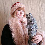 Куклы и игрушки ручной работы. Ярмарка Мастеров - ручная работа Емелюшка (по мотивам сказки). Handmade.