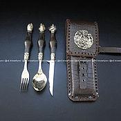 Сувениры и подарки handmade. Livemaster - original item Set tourist