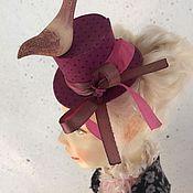 """Куклы и игрушки ручной работы. Ярмарка Мастеров - ручная работа авторская кукла """"Птичка"""". Handmade."""