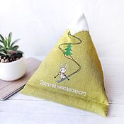 Для дома и интерьера handmade. Livemaster - original item Stand cushion for Phone / Tablet.. Handmade.