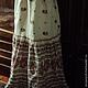 """Платья ручной работы. Платье """"Розы"""". СЛАВный стиль от Заряны. Интернет-магазин Ярмарка Мастеров. Цветочный, платье в пол"""