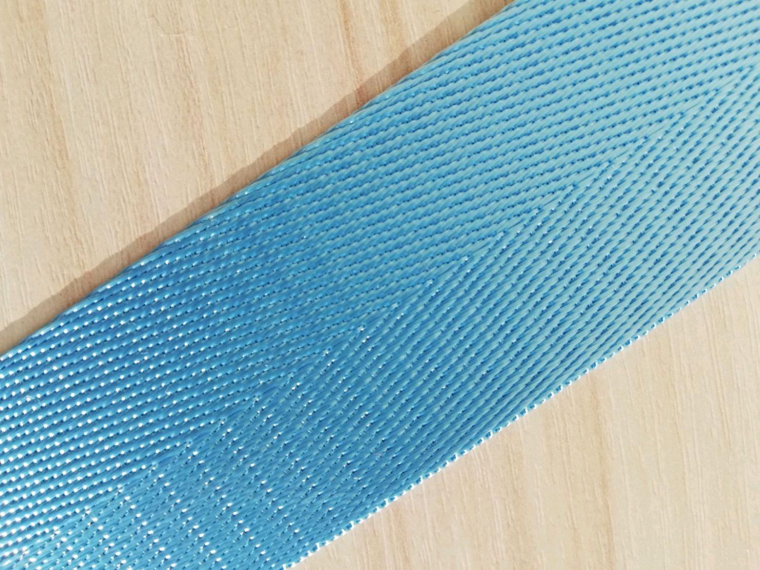 Стропа ременная. Лента киперная 38 мм. Цвет Небесно-голубой, Отделка для шитья, Сочи,  Фото №1