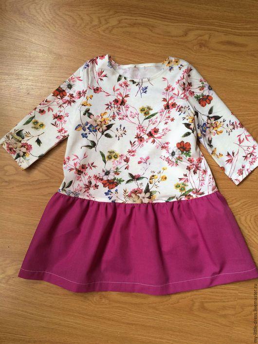 Платье детское Весна