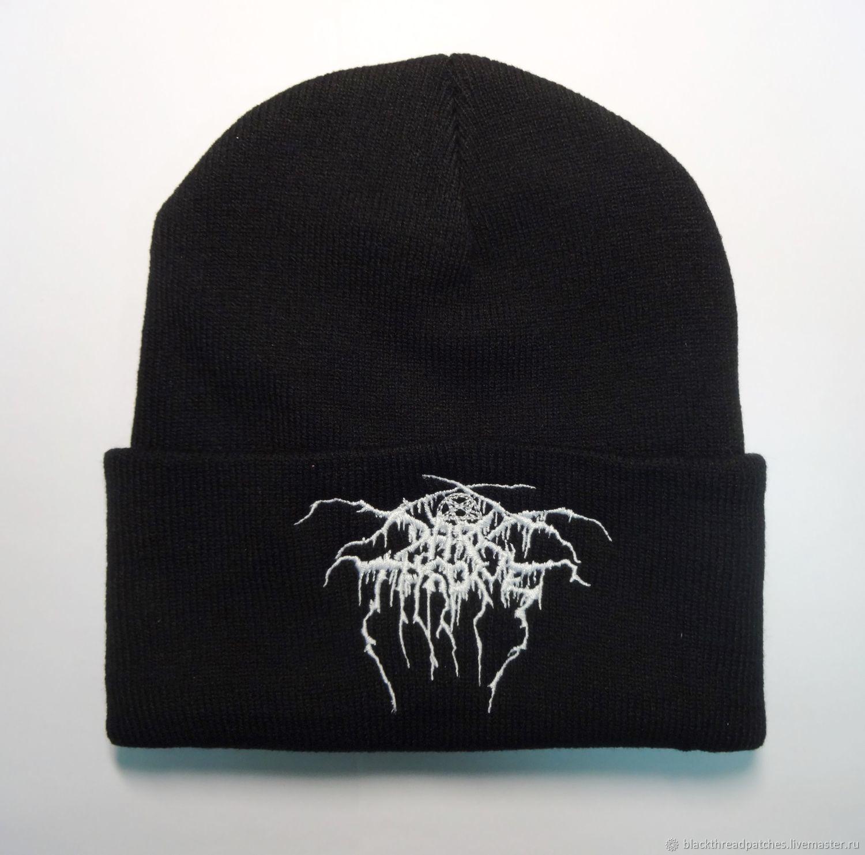 Darkthrone beanie hat, Caps, St. Petersburg,  Фото №1