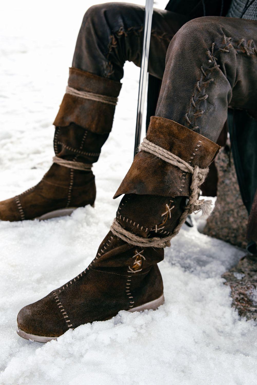 Aragorn's boots / Aragorn's boots, High Boots, St. Petersburg,  Фото №1